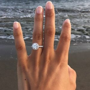 Jewelry - Engagement Ring Wedding Band